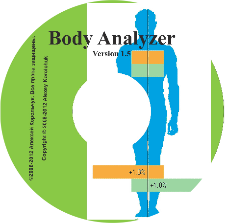 программное обеспечение BodyAnalyzer для анализаторов Tanita