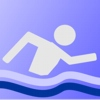 running in water test icon