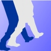 walking test icon